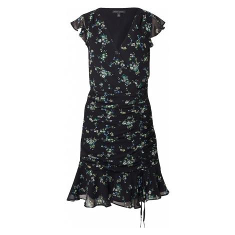 Banana Republic Letnia sukienka mieszane kolory / czarny