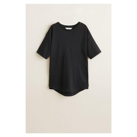 Mango Kids - T-shirt Longfit 110-164 cm