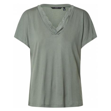 VERO MODA Koszulka 'SOFIA' zielony