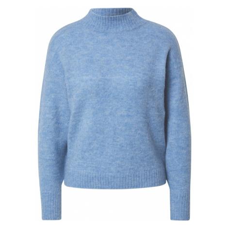 ICHI Sweter 'Amara' błękitny