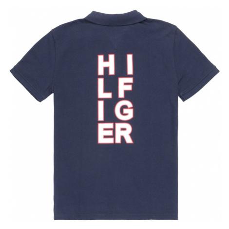 TOMMY HILFIGER Koszulka granatowy