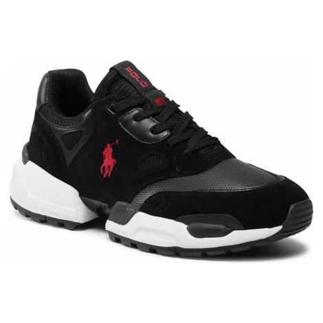 Sneakersy POLO RALPH LAUREN - Polo Jgr Pp 809821087003 Black
