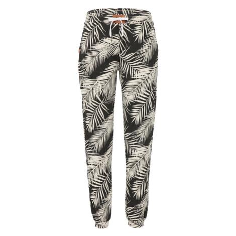 Iriedaily Spodnie 'La Palma' kremowy / czarny