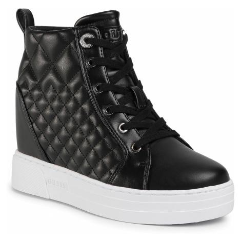 Sneakersy GUESS - Fase FL7FAE ELE12 BLACK