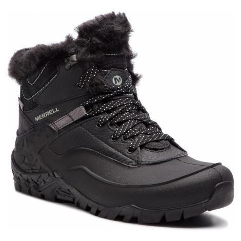 Trekkingi MERRELL - Aurora 6 Ice+ Wp J37216 Black