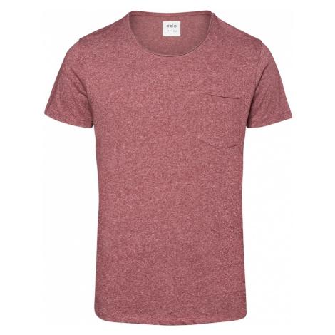 EDC BY ESPRIT Koszulka czerwony
