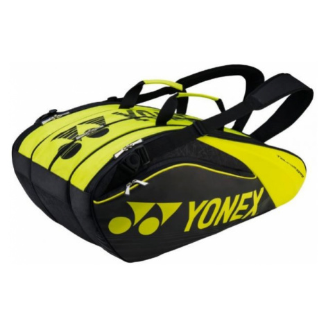 Yonex 9R BAG czarny NS - Uniwersalna torba sportowa