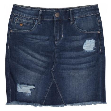 NAME IT Spódnica 'TONJA' kobalt niebieski