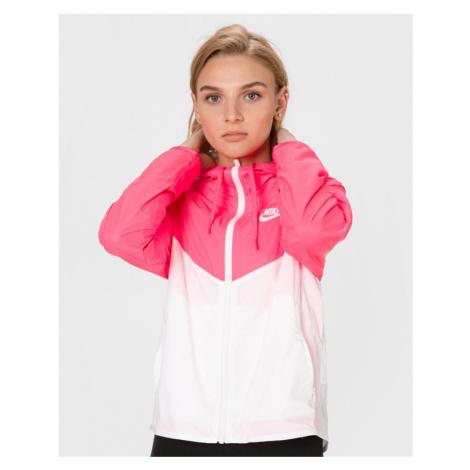 Nike Sportswear Windrunner Kurtka Różowy Biały