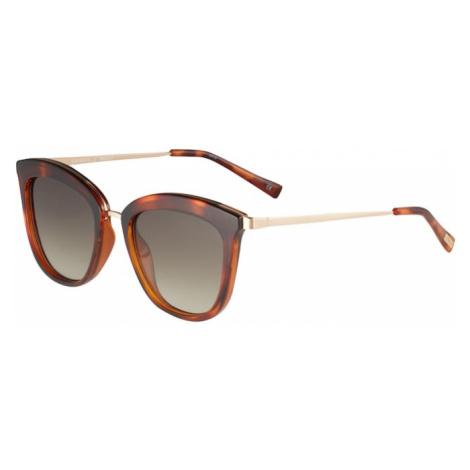 LE SPECS Okulary przeciwsłoneczne 'Caliente' brązowy
