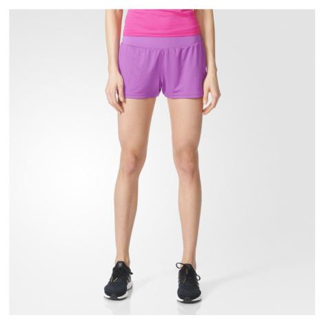 Adidas Grete Shorts W Fioletowe