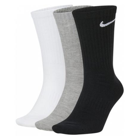 Lekkie skarpety treningowe Nike Everyday (3 pary) - Wielokolorowe