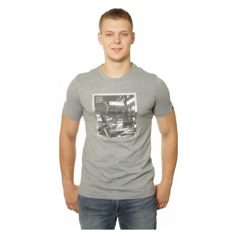 koszulka Puma Street Skater Polaroid - Medium Gray Heather