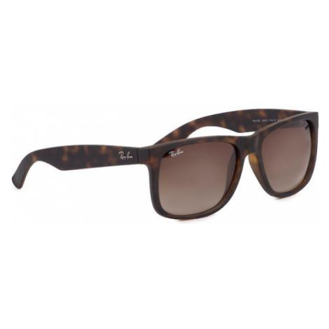Ray-Ban Okulary przeciwsłoneczne Justin 0RB4165 710/13 Brązowy