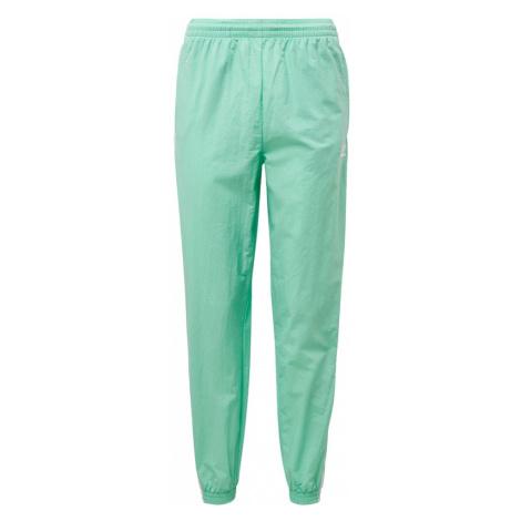 ADIDAS ORIGINALS Spodnie 'LOCK UP TP' biały / miętowy