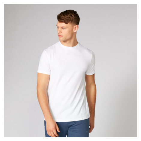 MP Luxe Classic Crew T-Shirt - White