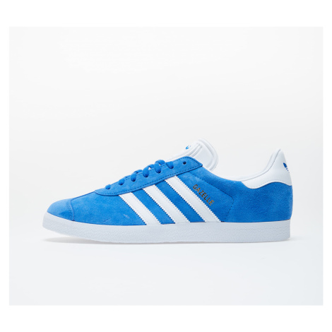 adidas Gazelle Blue/ Ftw White/ Gold Metalic