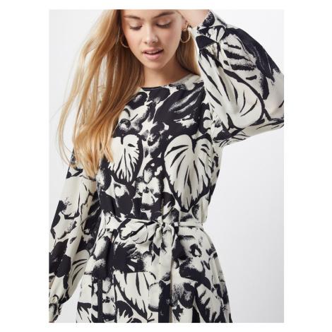 Essentiel Antwerp Sukienka 'Vogel' czarny / biały