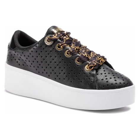 Sneakersy GUESS - Townser FL6TWN LEA12 BLACK