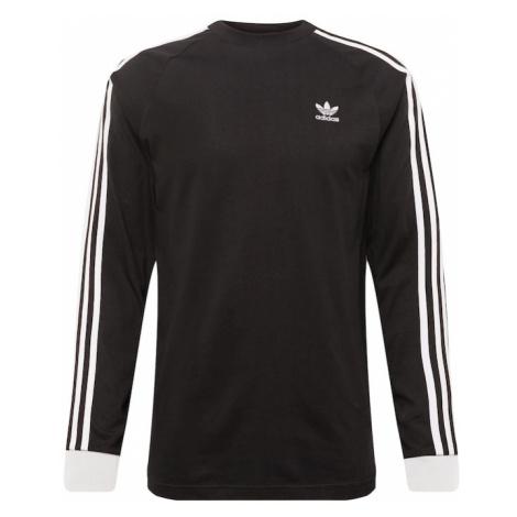 ADIDAS ORIGINALS Bluzka sportowa czarny / biały