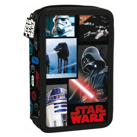 Piórnik dwukomorowy Gwiezdne Wojny Star Wars