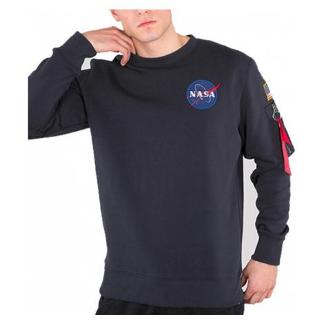 Bluza męska Alpha Industries NASA Space Shuttle Sweater 178307 07