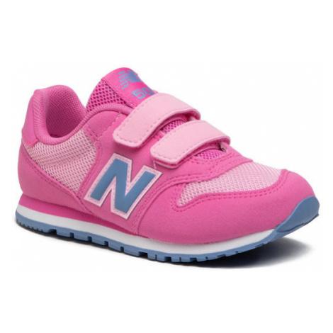 New Balance Sneakersy YV500TPP Różowy