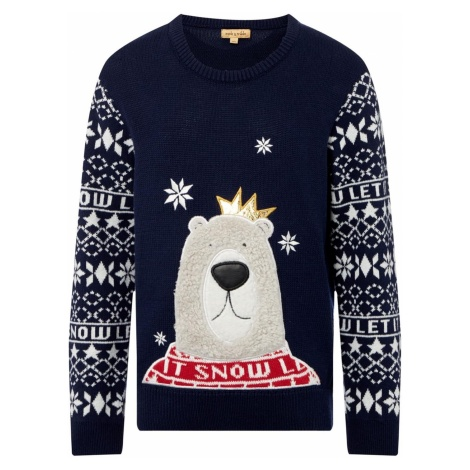 Rock and Wilde Yogi Polar Bear Christmas Jumper