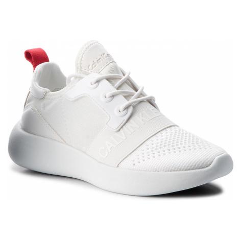 Sneakersy CALVIN KLEIN JEANS - Meryl RE9809 White