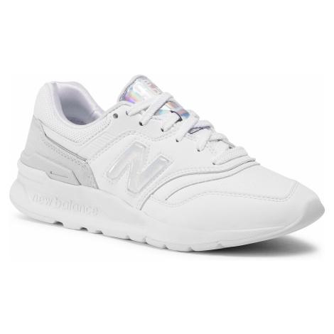 Sneakersy NEW BALANCE - CW997HBO Biały