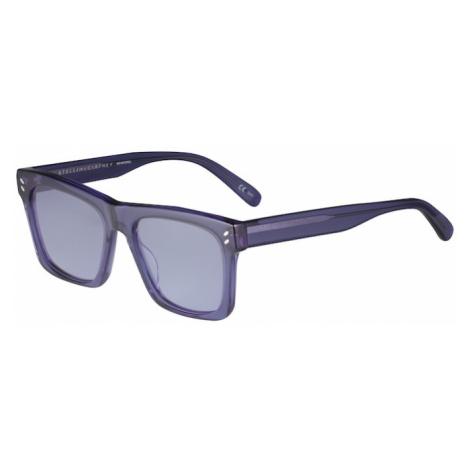 Stella McCartney Okulary przeciwsłoneczne 'SC0172S-008 53' fioletowy
