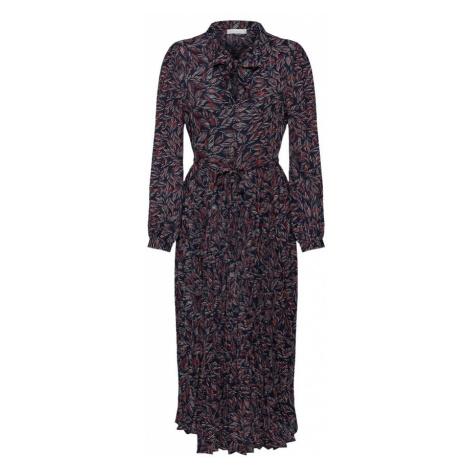 ARTLOVE Paris Sukienka koszulowa '52169' granatowy / czerwone wino