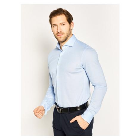 Boss Koszula Jason 50430206 Niebieski Slim Fit Hugo Boss