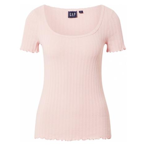 GAP Sweter różowy pudrowy