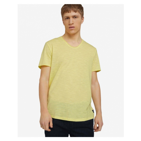 Tom Tailor Denim Koszulka Żółty