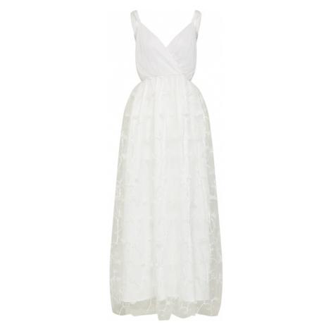 Y.A.S Suknia wieczorowa 'YASVICTORIA' biały