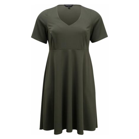 Dorothy Perkins Curve Sukienka zielony