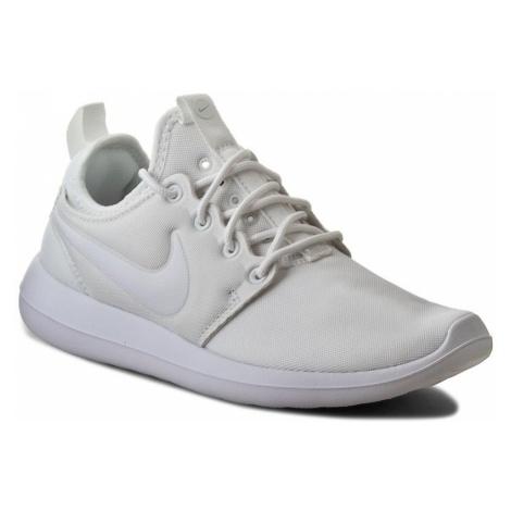 Buty NIKE - Roshe Two 844931 100 White/White/Pure Platinum