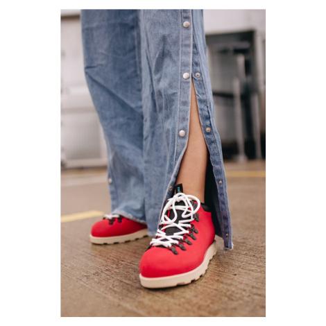 Buty Native Fitzsimmons Citylite True Red Bone White 31106800-6320 True Red/bone White Native Shoes