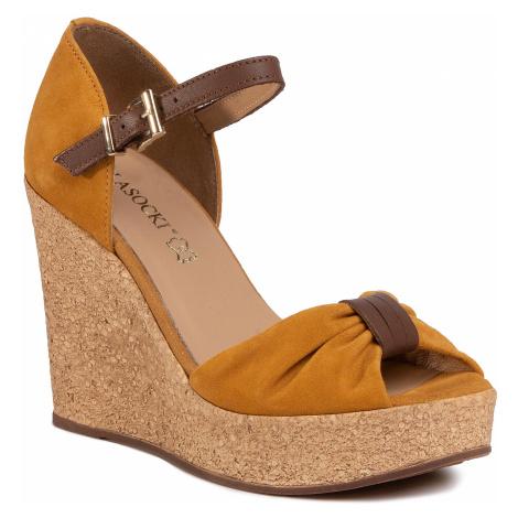 Sandały LASOCKI - 2190-05 Camel