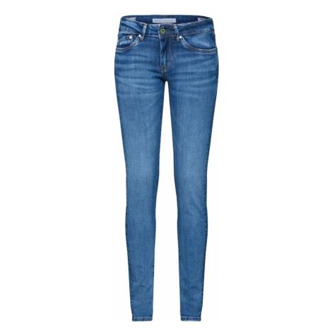 Pepe Jeans Jeansy 'Pixie' niebieski denim