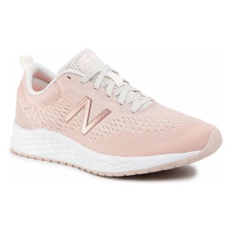 New Balance Buty WARISCP3 Różowy