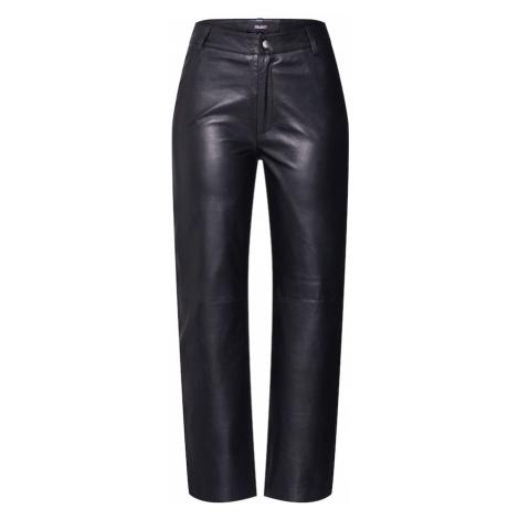 OBJECT Spodnie 'TIFANNY' czarny