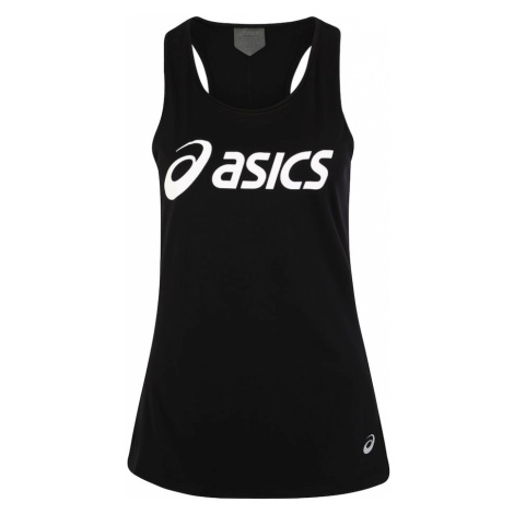 ASICS Top sportowy 'SILVER' czarny