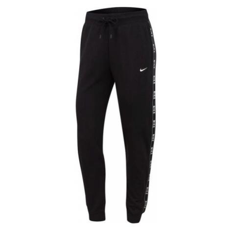 Nike NSW PANT LOGO TAPE biały M - Spodnie dresowe damskie