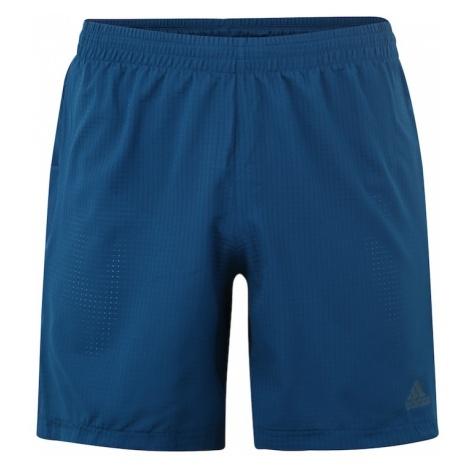 ADIDAS PERFORMANCE Spodnie sportowe 'SUPERNOVA SHORT' atramentowy