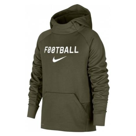 Nike NK THRMA HOODIE PO FTBL - Bluza sportowa chłopięca