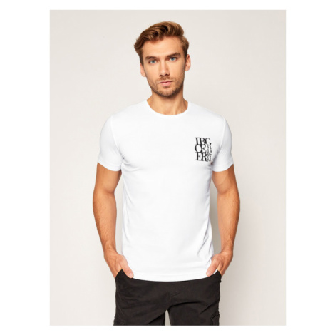 Iceberg T-Shirt 20INP0F0116309 Biały Regular Fit
