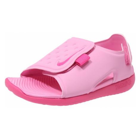Nike Sportswear Buty otwarte 'Sunray Adjust 5' stary róż