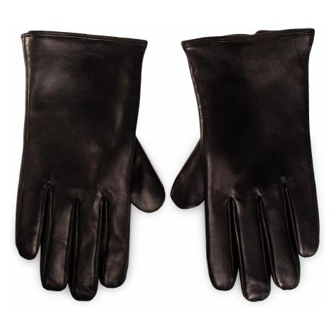 Rękawiczki Męskie GINO ROSSI - AR0179-000-OG00-9900-T Czarny
